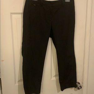 White House black market black pants.